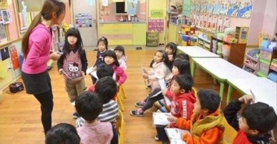 公幼教保員薪資最高近5萬  勞基法保障正常工時