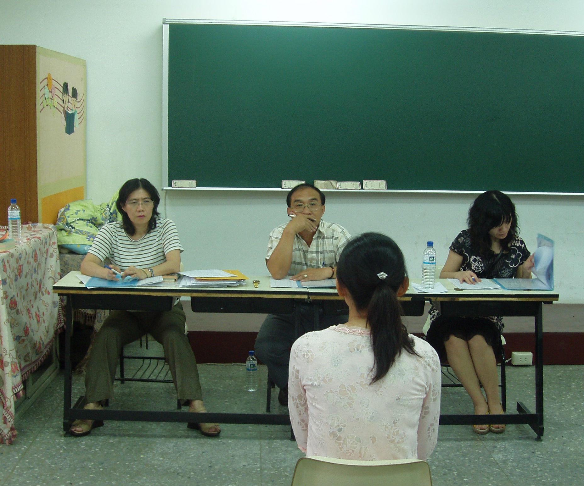 雲林教師甄試登場 競爭激烈