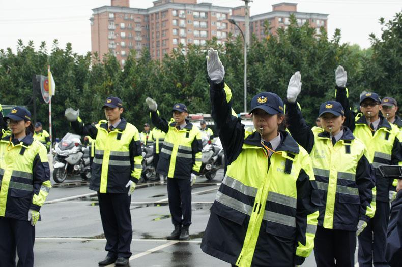 警察退休人數爆增 全國警力缺8532人