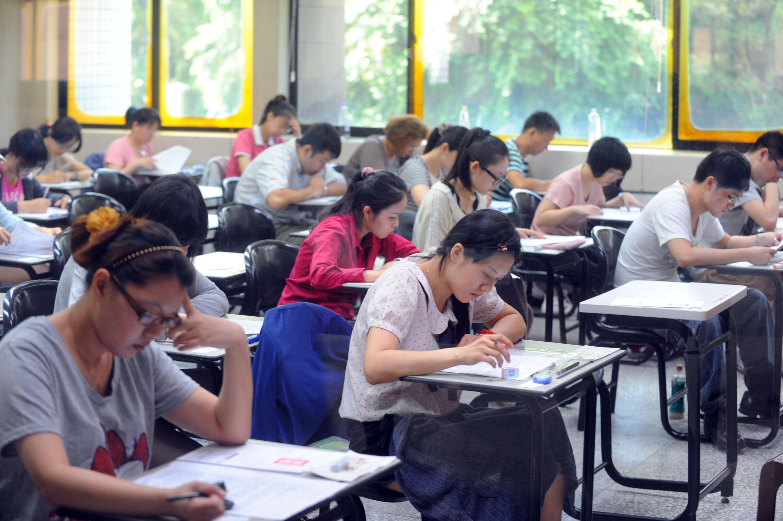 國考試場穿戴智慧裝置須扣分