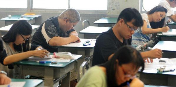 高考一級新制 將調降第二試人數