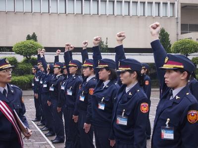 特考警察 警務訓練很重要