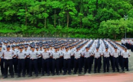 警專105年筆試放榜 報考人數創三年來新高