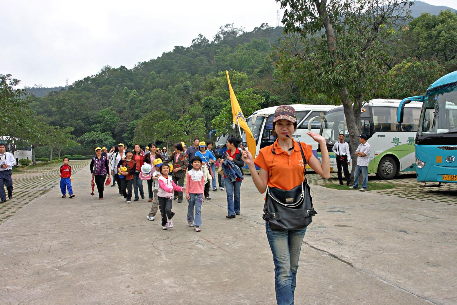 台灣導遊領隊 可至福建執業