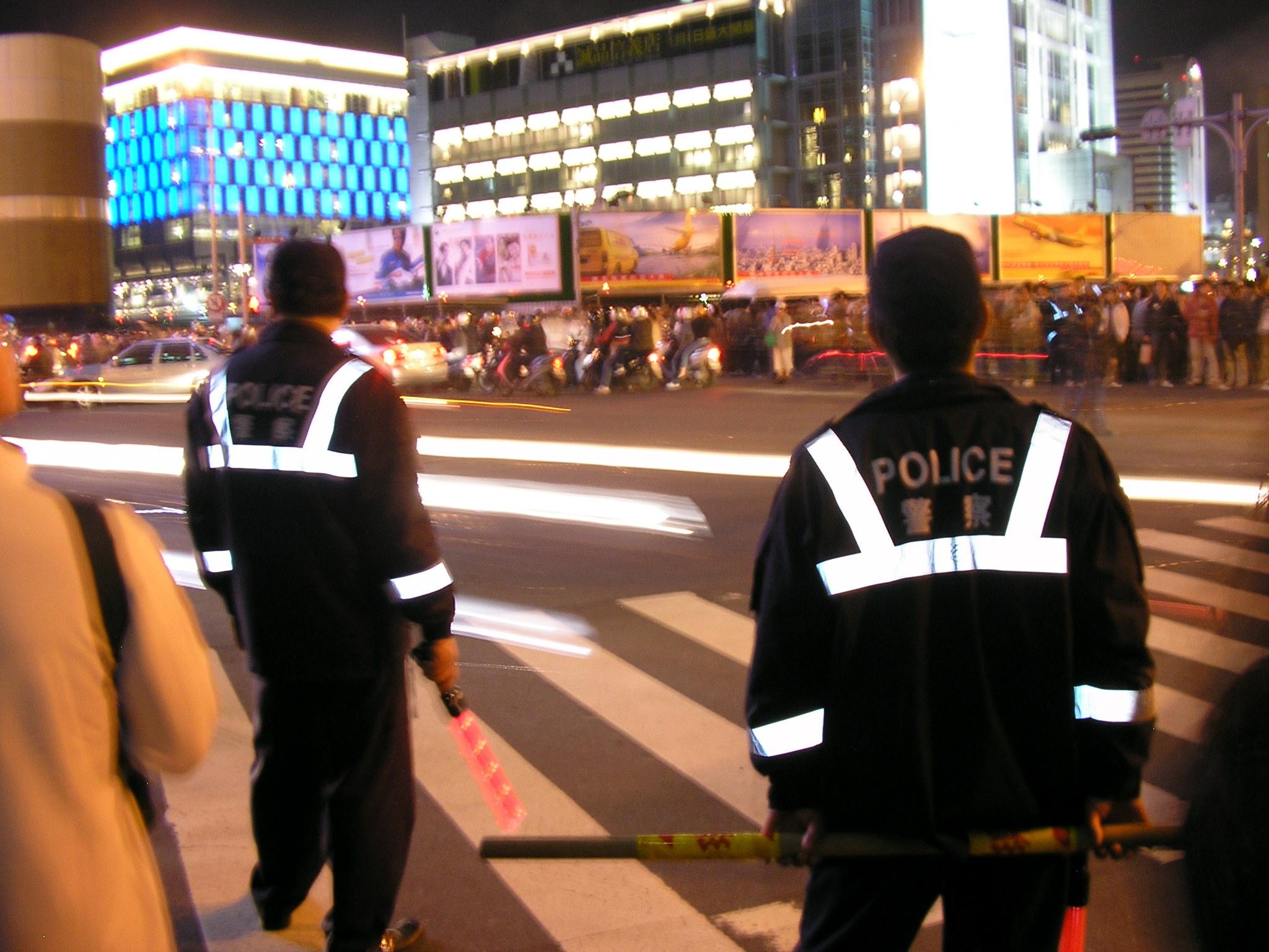 警察加薪案通過 最快明年一月6.6萬人受惠