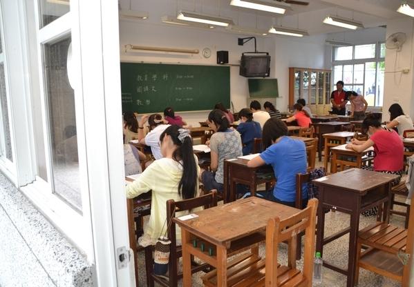 代課教師影響學習 中市國中小甄選放榜