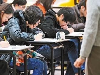 國考專技人員考試國文科大變革 作文增至兩題