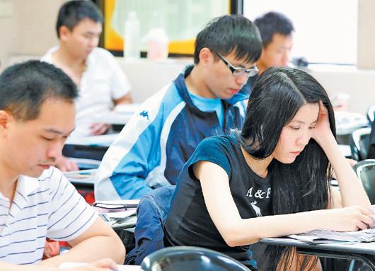 高考一、二級 今年要招54名