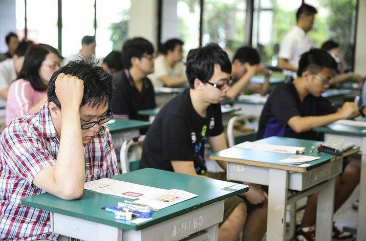 考選部105年擬舉行18次國考