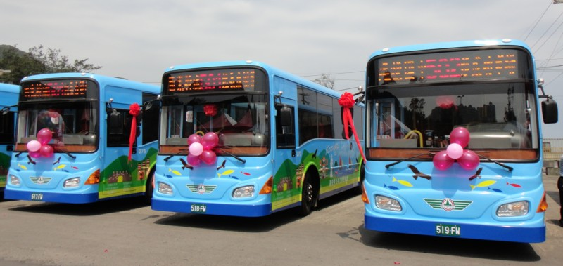基隆市公共汽車管理處招儲備駕駛員