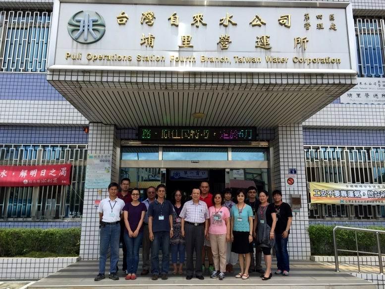 台灣自來水104年招募89名新進職員