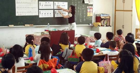 新北國小教甄增開雙語師資名額 4月30日開始報名